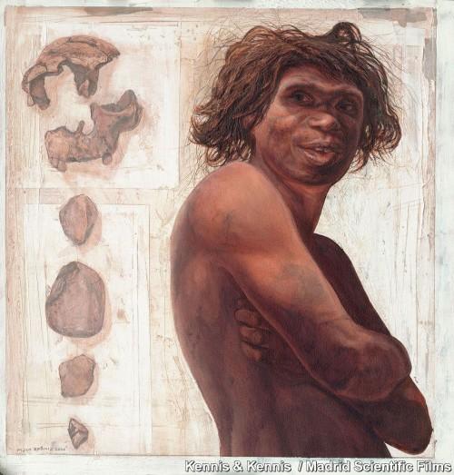 El Chico de la Gran Dolina es un 'Homo antecessor', y sus restos han aparecido en el nivel TD6 de Atapuerca